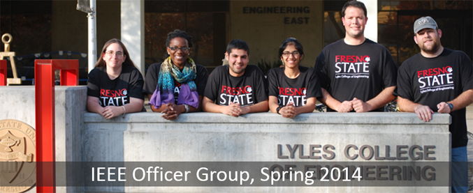 IEEE Officer Group Spring 2014