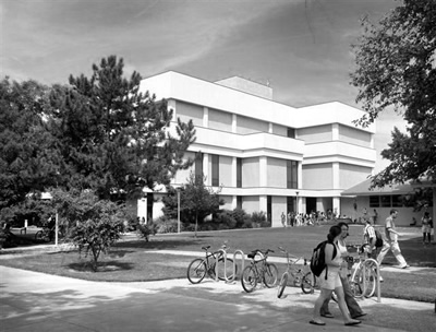 Engineering East Building at Fresno State