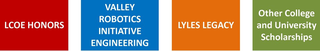 Scholarships Available in the Lyles College of Engineering