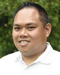 Nate Gapasin headshot